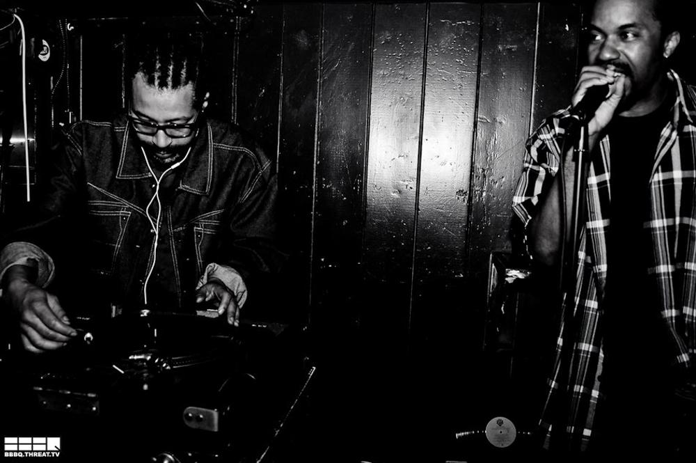 Moodyman + Dam Funk
