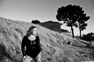 Model: April Flores, Photographer: Rae Threat