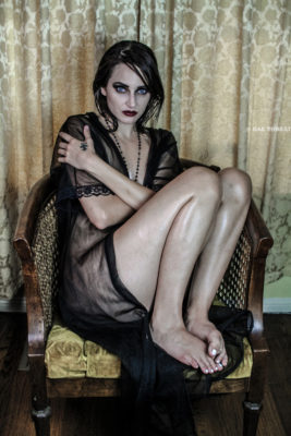 Model Phoenix Aksani, Photographer: Rae Threat